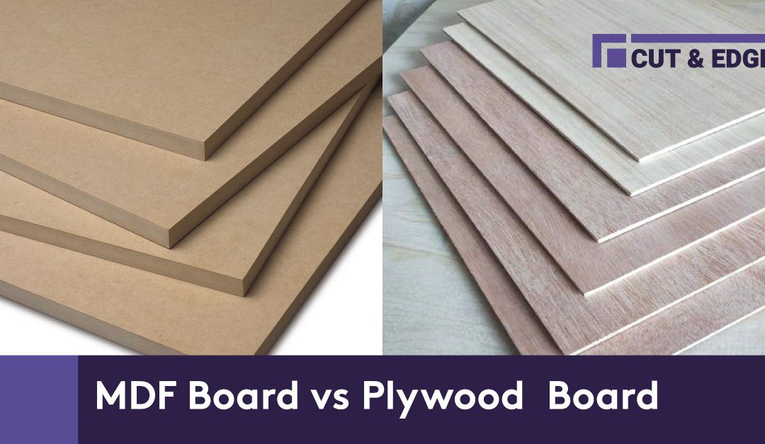 CutandEdge MDF Board and Plywood