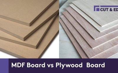 MDF Board vs Plywood  Board