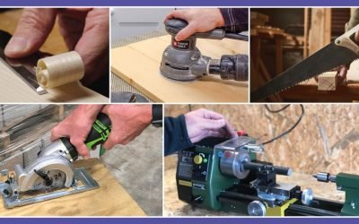 What are different types of tools for woodworking and Boards cut to size?